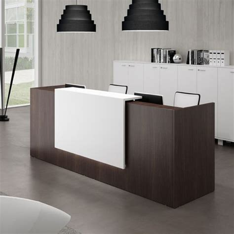 reception desk modern office reception desks contemporary and modern office furniture