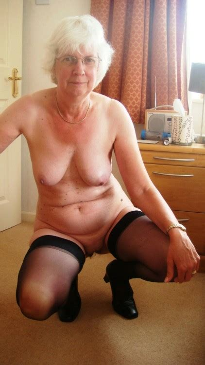 Grey Haired Granny Tumblr