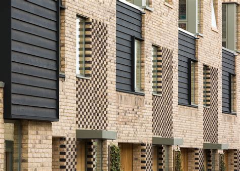 Architecture + Brick  The Cambridge Housing Community By