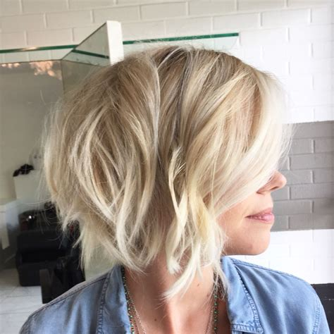 low maintenance hair color hair cut textured bob hair low maintenance