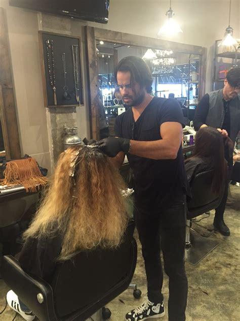 joel avant garde salon  spa hair stylist  color expert