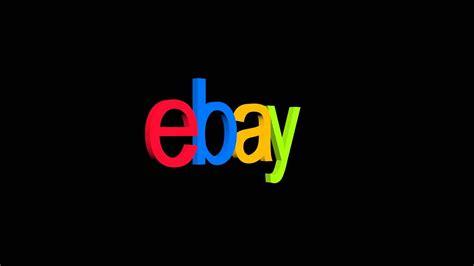 Ebay Logo Rotation (black background) - FreeHDGreenscreen ...