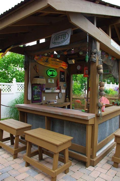 cozy diy backyard gazebo design decorating ideas restaurante de playa kiosco de madera
