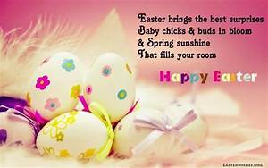 Top #150+ Happy Easter Wishes 2018 | Easter Sunday wishes