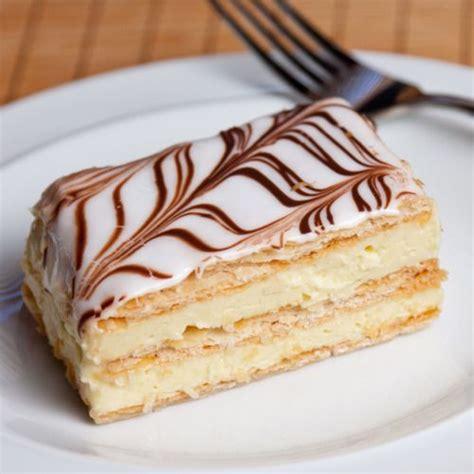 napolean pastry napoleons