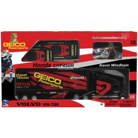 diecast motocross bikes new ray toys kevin windham ultimate gift set