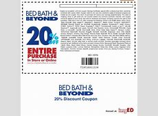 20 percent off bed bath beyond 28 images bed bath and
