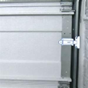 Porte de garage sectionnelle jumele avec verrou porte cave for Porte de garage coulissante jumelé avec verrou porte cave