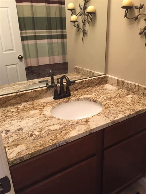 Fantasy Platinum Granite Bathroom   Titan Granite   St