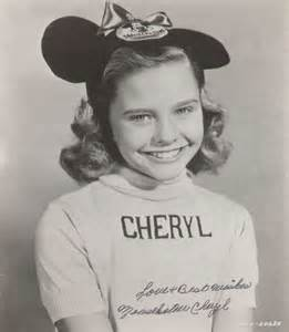 Mickey Mouse Club Mouseketeers 1950