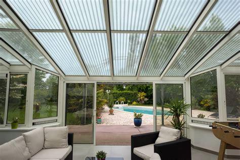 coperture per verande trasparenti policarbonato policarbonato ondulato con onduline