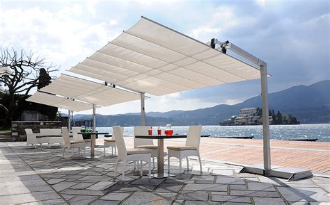Large Fim Cantilever Patio Umbrella by Cantilever Patio Umbrellas