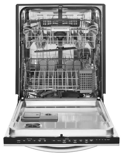 New Kitchenaid Ultrafine Filter Dishwasher Designed To