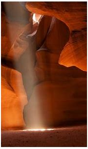 Beautiful Canyon Cave - Phone wallpapers