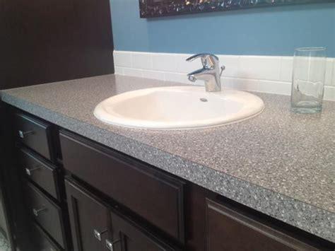 laminate countertops for bathroom vanities 15 most popular bathroom vanity tops materials styles