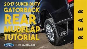 2017 Ford Super Duty Gatorback Installation