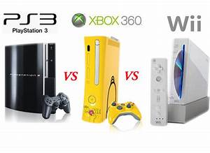 The gallery for --> Ps3 Vs Xbox 360 Vs Wii Vs Pc
