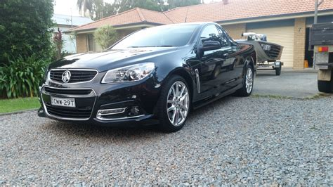 2018 Holden Commodore Ss V Redline Vf Car Sales Nsw Mid