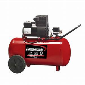 Powermate 20 Gallon Oilless Air Compressor Replacement