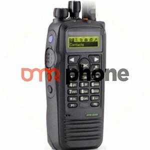Motorola Xpr6550 Digital Walkie Talkie Mototrbo Handheld