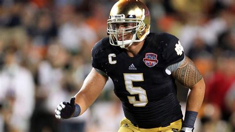 manti teo  nfl draft scouting report sbnationcom