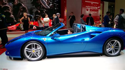 488 Spider Modification by 488 Spider Debuts At 2015 Frankfurt Motor Show