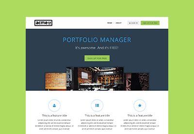 user interface design   web