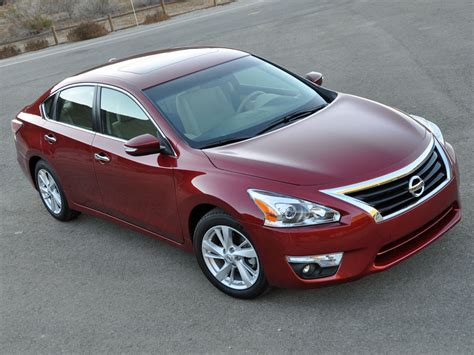 2015 Nissan Altima  Test Drive Review Cargurus