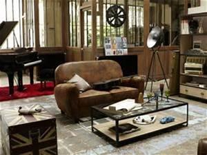 quelle couleur de rideaux pour un salon marron With tapis d entrée avec coloration canapé cuir