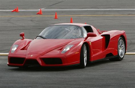 Enzo Horsepower by That S Gonna Hurt 1 Million Enzo Smashed By
