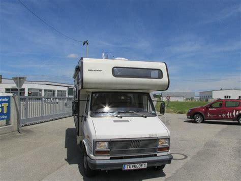 fiat ducato 280 steyr fiat 280 ducato wohnmobil 905227