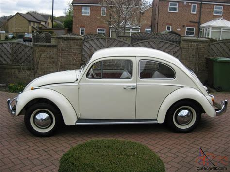 volkswagen beetle white 1963 white vw beetle fully restored