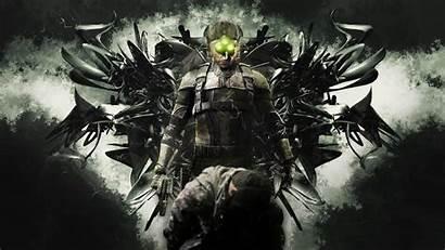 Splinter Cell Wallpapers Blacklist Games Visualizacao Obs