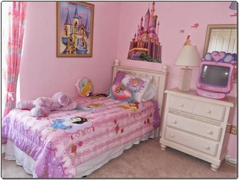 The Best Idea Of Little Girl Room With