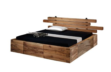 Brunhilde Sprenger Bett Sumpfeiche Rissig  Möbel Letz