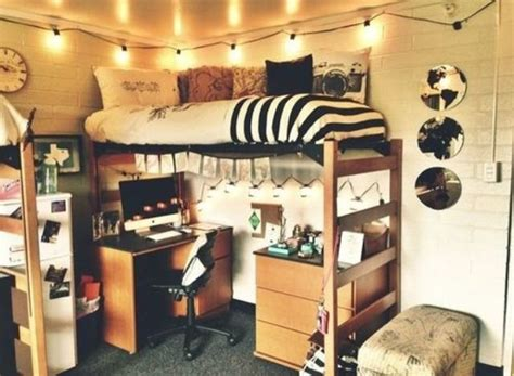 15 Cool College Bedroom Ideas  Home Design And Interior