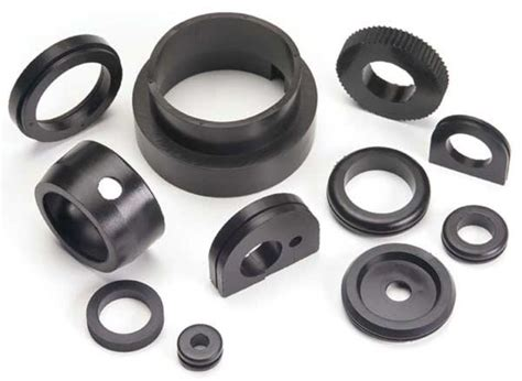 Custom Rubber Products & Parts Supplier