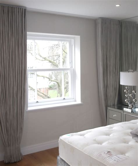 Ceiling To Floor Wall To Wall Curtains For The Home