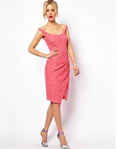Lovely collections of wedding guest dresses for spring for Spring wedding dress guest