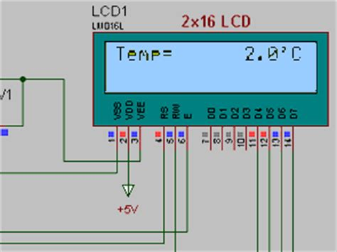 Ccs Temperature Sensor Example With Picf Lcd