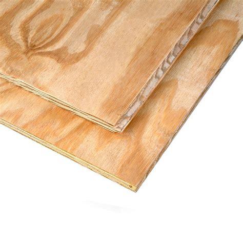 sturd i floor subfloor 23 32 in x 4 ft x 8 ft rtd sheathing syp 166103 the