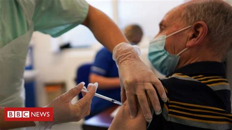 Covid-19: North-east England leads race to vaccinate over ...