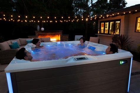 Saltwater Hot Tubs Vs. Chlorine