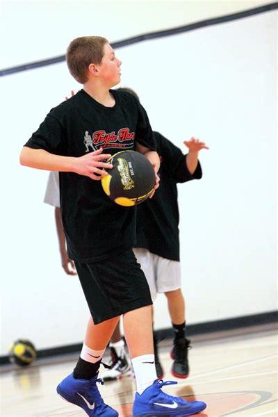 tips   open   ball triple threat academy