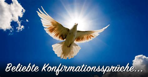 beliebte konfirmationssprueche