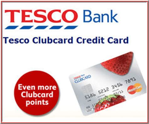 Card Tesco Visa