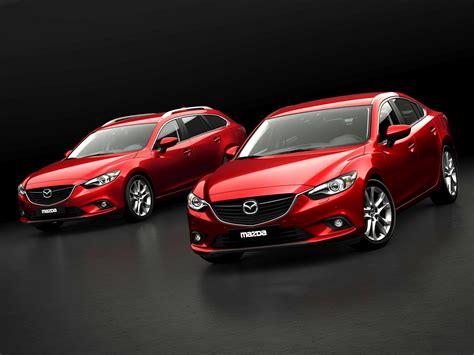 Mazda Car :  2013 Mazda 6 Wagon