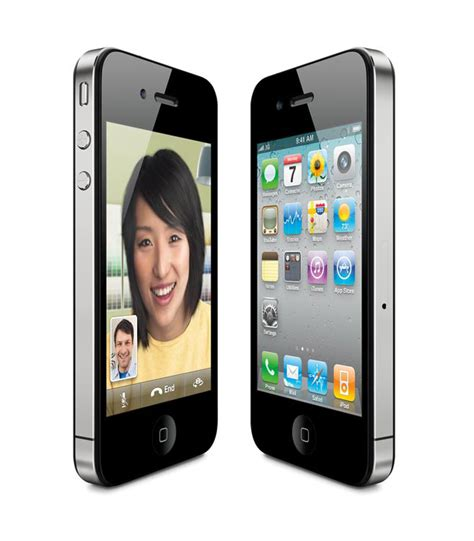 verizon iphones for apple iphone 4 8gb smartphone for verizon black