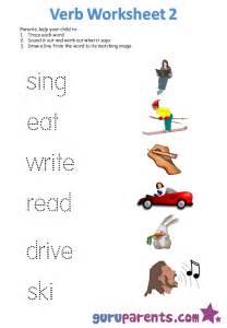 verb sheet verb worksheets guruparents