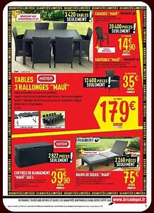 Table De Jardin Brico Depot : remorque brico depot 2015 123 remorque ~ Dailycaller-alerts.com Idées de Décoration